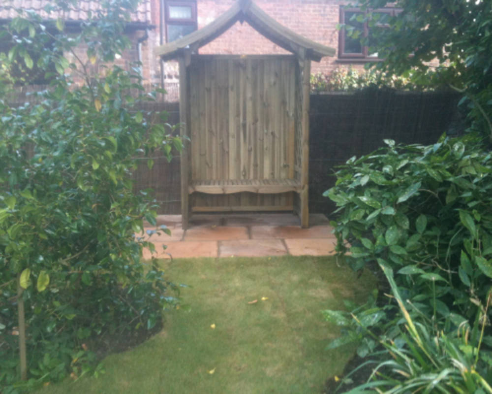 Gardening services in Whitchurch